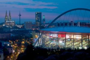 Die Deutzer Arena ist zuschauermäßig die Nummer eins in Deutschland. Foto: PR