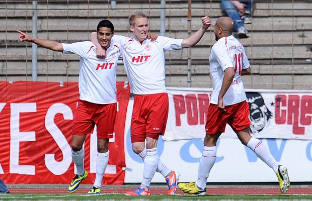 Fortuna Köln will gegen Mönchengladbachs Reserve zurück in die Erfolgsspur Foto: imago
