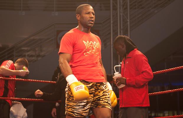 Der Kölner Boxer Jerry Elliott kletterte in seinen besten Zeiten bis auf Platz fünf der Weltrangliste. Foto: privat