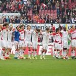 Mit 2:0 schlägt der 1. FC Köln Arminia Bielefeld Foto: IMAGO