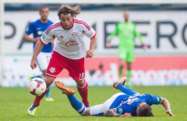 """Spitzname """"Der Metzger"""": Timo Röttger spielt ab der kommenden Saison für Viktoria Köln. Foto: IMAGO"""