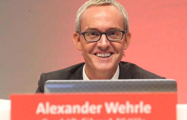 FC-Geschäftsführer Alexander Wehrle gab einen Vermarkterwechsel bekannt. Foto: IMAGO