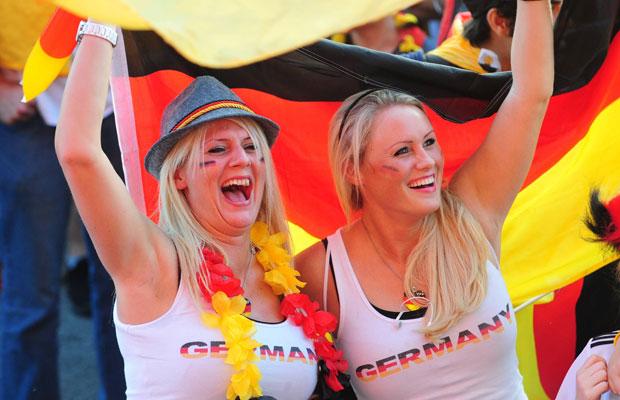 """Köln feiert die WM und """"Dat Fest"""" in der Lanxess-Arena. Foto: IMAGO"""
