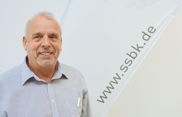 Klaus Hoffmann, Vorstandsvorsitzender Stadtsportbund Köln. Foto: Horst Fadel