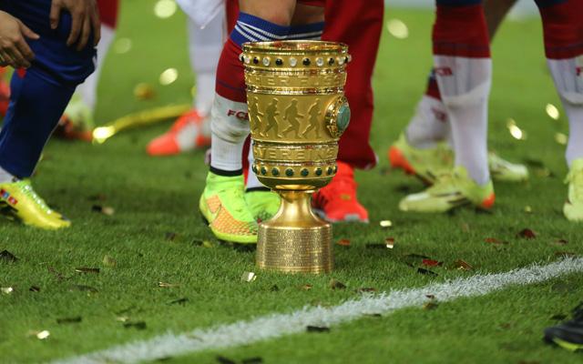 Das Ziel aller Träume: Der DFB-Pokal Foto: imago