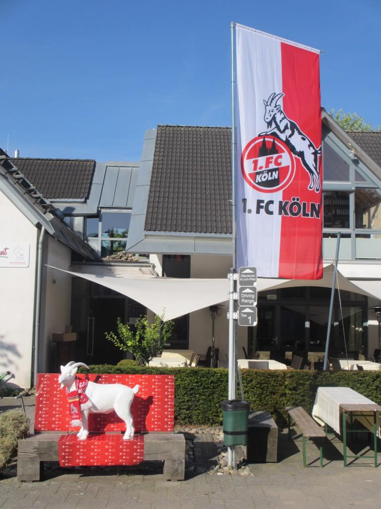 Über 100 Golfer nahmen am FC-Aufstiegsturnier im Golf-Club Kürten teil Foto: GC Kürten