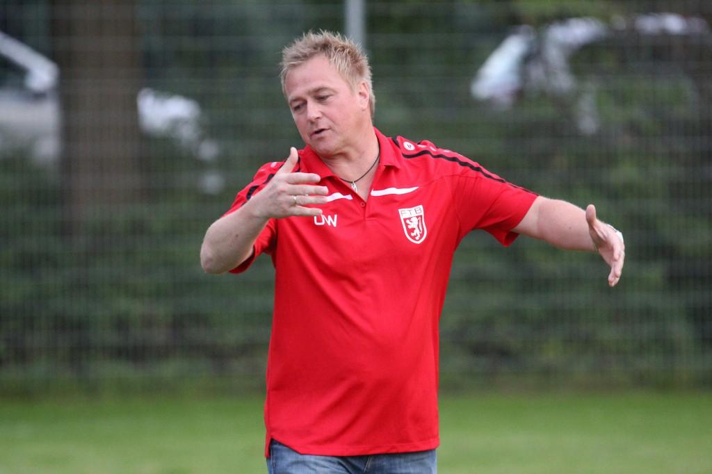 Uwe Walther ist seit 2005 Trainer der Freien Turner Braunschweig Foto: abseits/Frank Vollmer