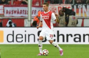 Kevin Wimmer und der 1. FC Köln wollen am Samstag in Stuttgart erneut punkten Foto: IMAGO/Revierfoto