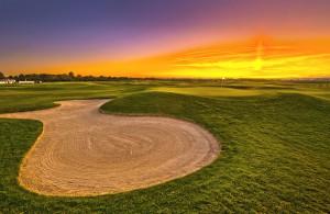 Auch im Herbst lässt es sich gut golfen. Die passenden Angebote gibt es bei Jumbo Golfwereld Foto: PR