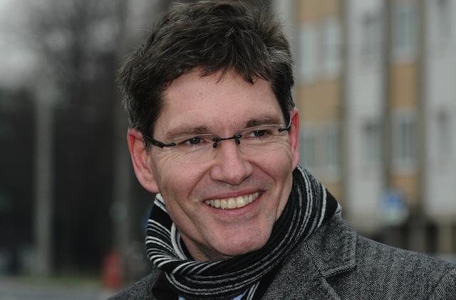 Darf sich über zwei Vertragsverlängerung freuen: OSP-Chef Michael Scharf