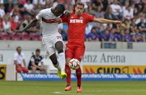 FC-Stürmer Simon Zoller erzielte gegen den Siegburger SV fünf Tore Foto: IMAGO/Schiffmann