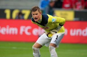 In dieser Saison bislang noch ohne Gegentor: FC-Torhüter Timo Horn Foto: imago/Chai v.d. Laage