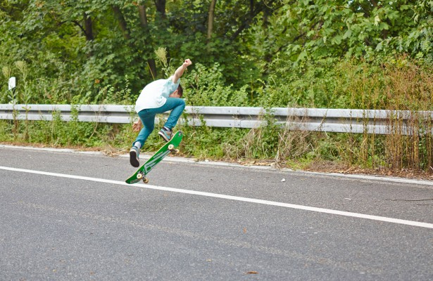 skate the highway