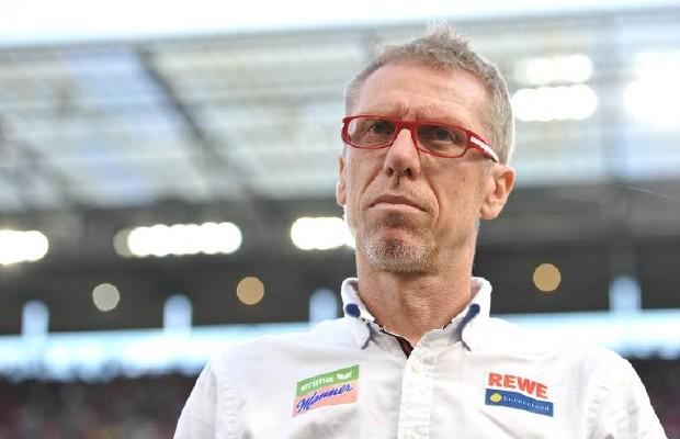 Trainer Peter Stöger will MSV Duisburg nicht auf die leichte Schulter nehmen. Foto: imago / Revierfoto