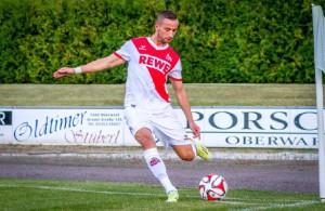 FC-Profi Dusan Svento trainiert nach seiner Verletzung wieder. Foto: imago / Eibner Europa