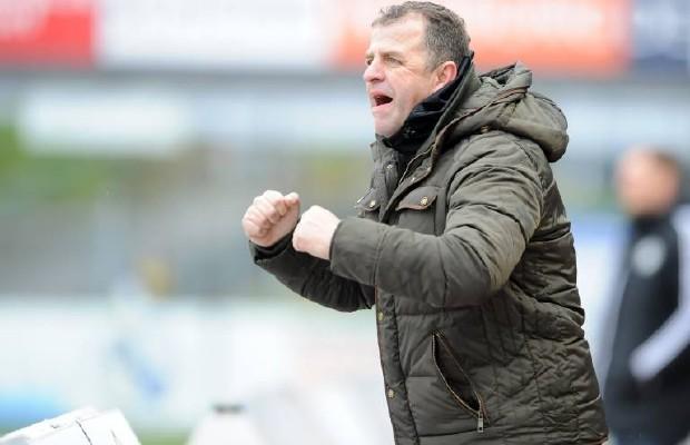 Franz Wunderlich blickt mit Vorfreude auf das Top-Spiel gegen Aachen. Foto: imago / osnapix