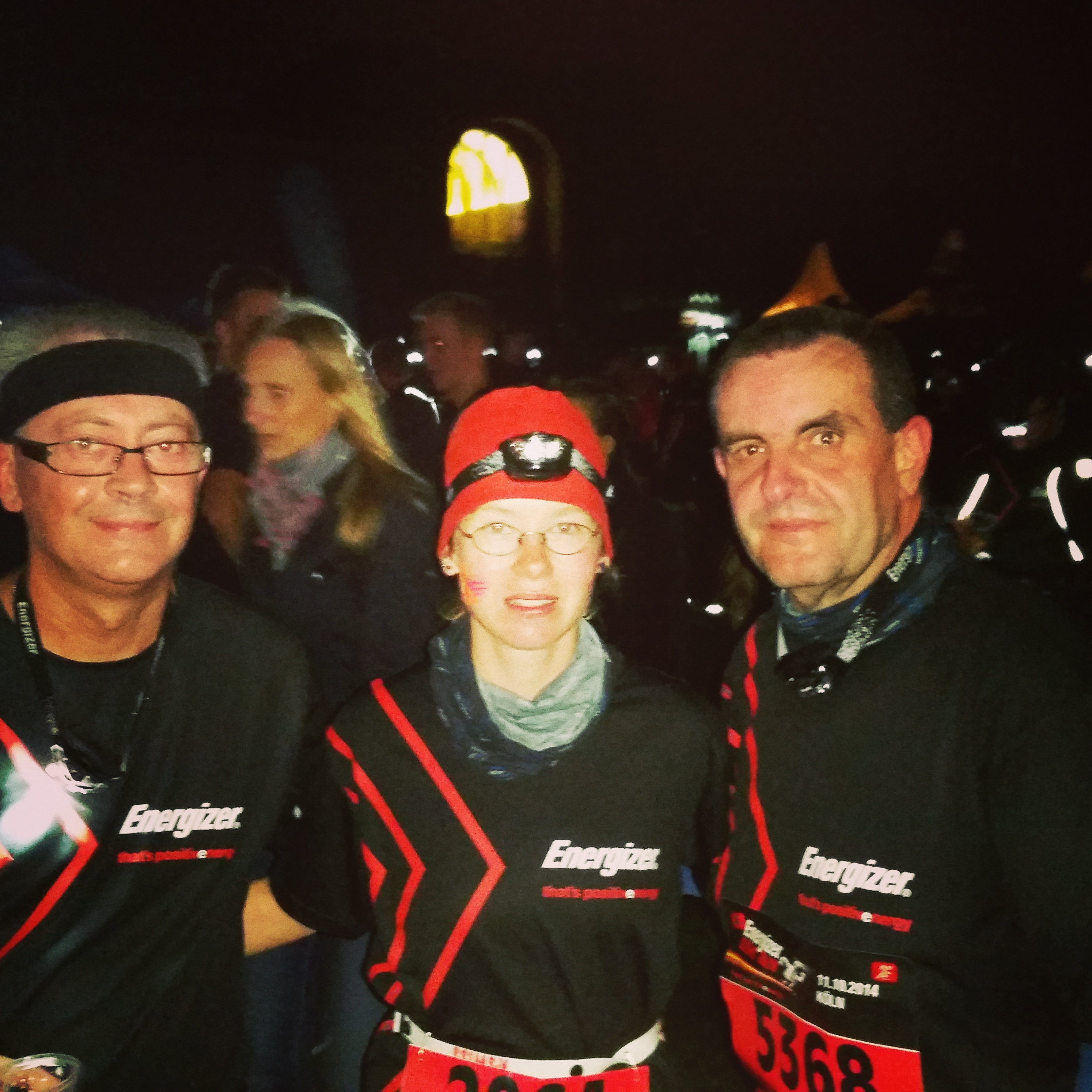energizer night run koln 2014
