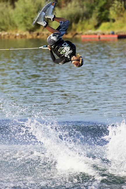 wakeboarden am fuhlinger see
