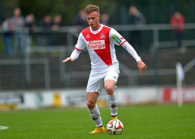 Leihe im Winter? FC-Talent Yannick Gerhardt denkt darüber nach Foto: imago/Dünholter SportPresseFoto