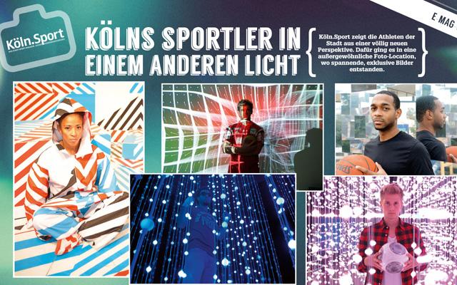 Das Titelbild unseres E-Mags. Foto: Köln.Sport