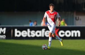 Kam beim 1. FC Köln noch nicht so zum Zuge: Abwehrspieler Tomas Kalas Foto: imago/GEPA Pictures