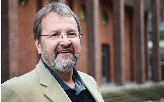 Sportamt-Leiter Dieter Sanden. Foto: Jennifer Schattling