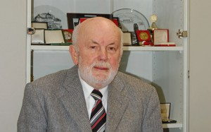 Franz Zimmermann, Geschäftsführer der S.C. Colonia 06. Foto: Archiv
