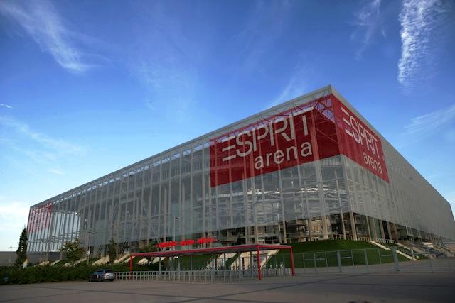 Austragungsort des 2. DEL WInter Game: Die Düsseldorfer Esprit-Arena Foto: imago/Revierfoto