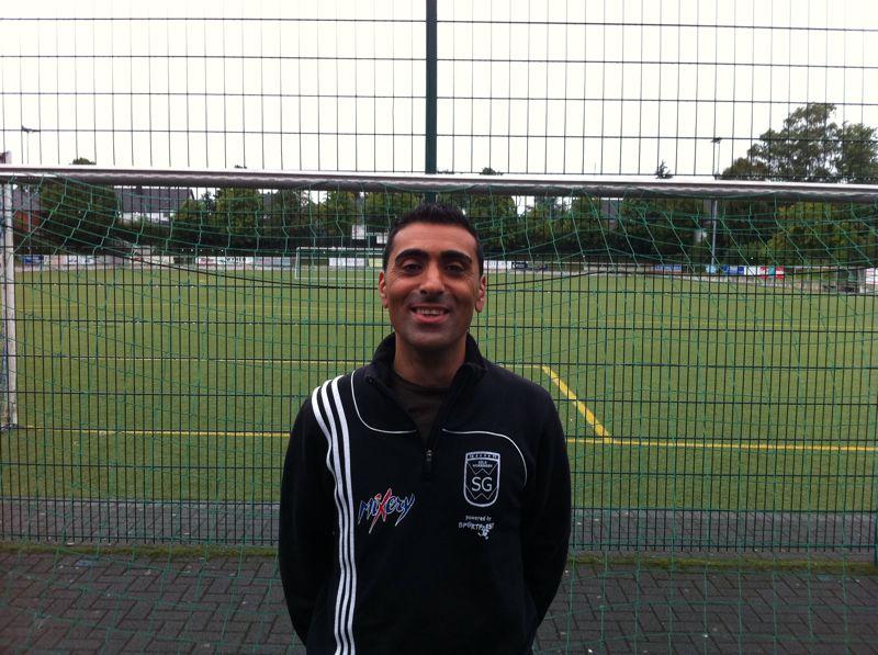 Ali Meybodi ist neuer Trainer beim FC Leverkusen Foto: KS-Archiv