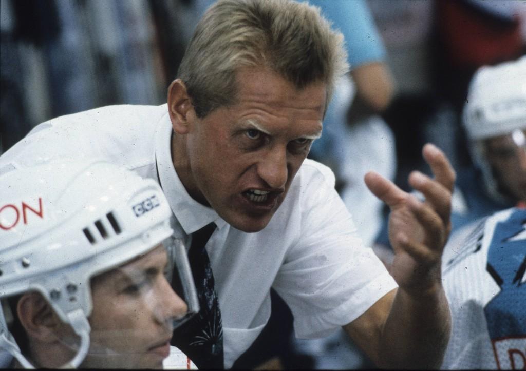 Deutscher Meister wurde Zach, hier im Jahr 1991, allerdings nur mit Düsseldorf und Hannover Foto: IMAGO/Horstmüller