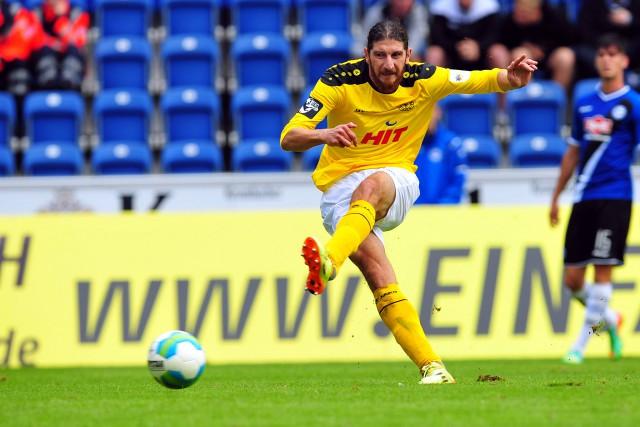 Stümer Ercan Aydogmus: Trug mit starken Leistungen zum Testspielsieg gegen FC Hennef 05 bei.  Foto: imago / pmk
