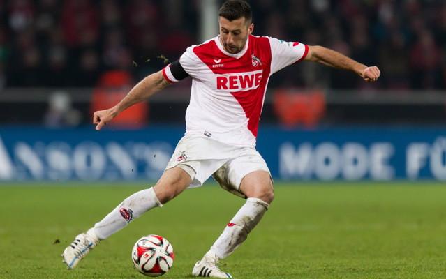 Dominic Maroh hat seinen Vertrag beim 1. FC Köln vorzeitig verlängern und freut sich langfristig beim FC zu bleiben. Foto: imago / T-F-Foto