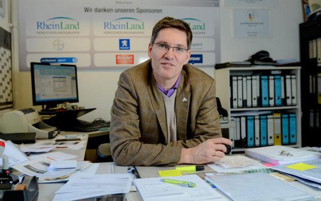 Michael Scharf, Leiter OSP Rheinland