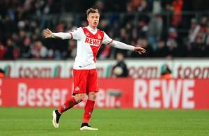 Fehlt dem 1. FC Köln längerfristig: Mittelfeldspieler Yannick Gerhardt Foto: imago/Revierfoto