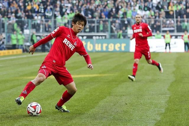 Gilt erneut als Kandidat für die Startelf: FC-Angreifer Yuya Osako Foto: imago/Eibner