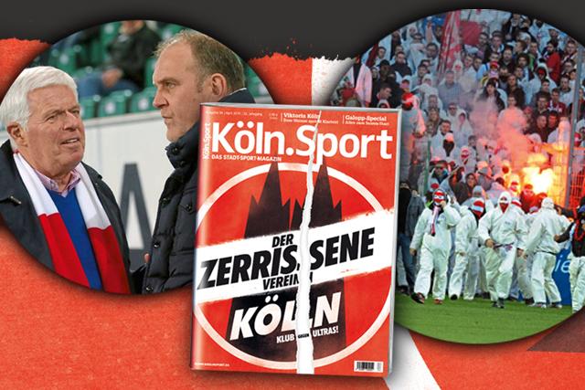 Einblicke in die April-Ausgabe des Köln.Sport-Magazins