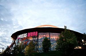Lanxess-Arena Köln Deutz