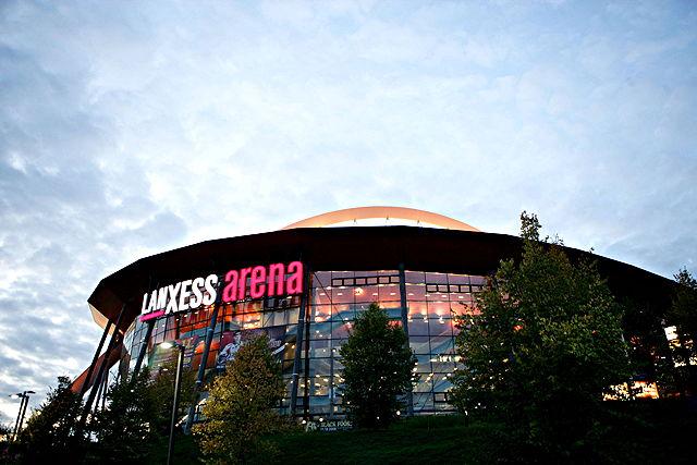 Bis 2020 Heimat für die Endrunde der Handball-Champions-League: Die Kölner Lanxess-Arena Foto: imago/Revierfoto