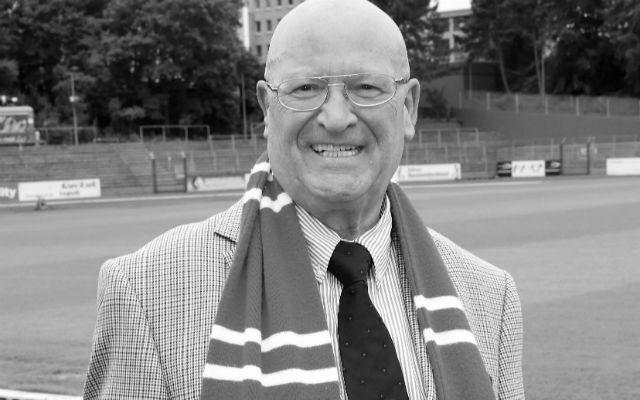 Fortuna-Präsident Klaus Ulonska verstarb mit 72 Jahren. Foto: Imago/Mangold