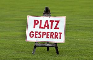 Spielabsage in Siegen: Viktoria muss pausieren Foto: imago/Blickwinkel