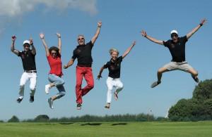 Hoch hinaus wollen die Veranstalter auch bei der 11. Auflage der Kölner Golfwoche Foto: Kölner Golfwoche