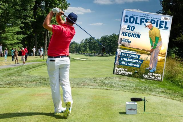 Alles für den Golf-Sommer bietet die neue GOLFSPIEL-Ausgabe. Foto: imago/Icon SMI