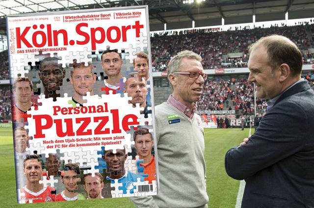 Die Juni-Ausgabe des Köln.Sport-Magazins ist seit Mittwoch am Kiosk erhältlich. Foto: imago/Sven Simon (Montage: Köln.Sport)