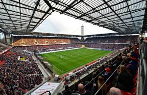 Die Heimat des 1. FC Köln: Das RheinEnergieStadion Foto: imago/Schwörer Pressefoto