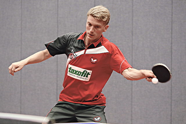 Trotz Abstieg weiter an Bord: FC-Spitzenspieler Lennart Wehking Foto: Daniel Steinbrenner