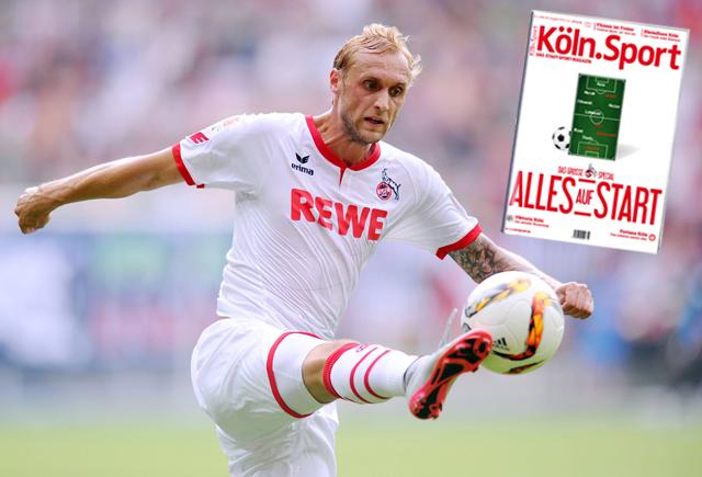 Das volle Programm 1. FC Köln erwartet Euch in der neuen Köln.Sport-Ausgabe Foto: imago/Newspix (Montage: Köln.Sport)