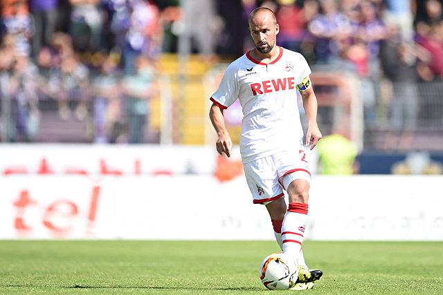 Bricht seine Zelte in Köln ab: FC-Kapitän Miso Brecko Foto: imago/osnapix