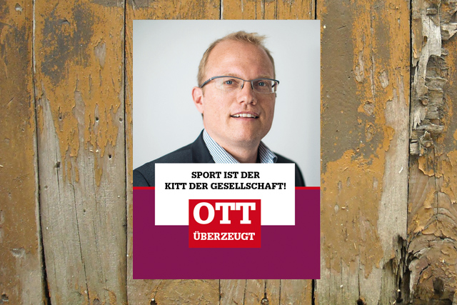 Tritt für die SPD als Kandidat zur Oberbürgermeisterwahl an: Jochen Ott Foto: pa/dpa (Montage: Köln.Sport)