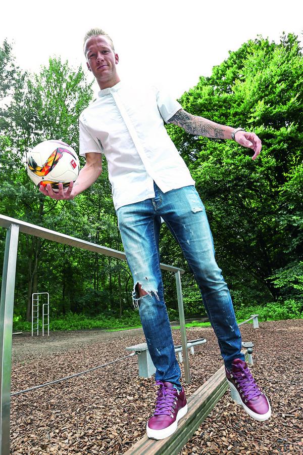 Kevin Vogt: Alter: 23 Größe: 1,94 m Position: defensives Mittelfeld Rückennummer: 6 im Verein seit: 2014 bisherige Vereine: FC Augsburg, VfL Bochum