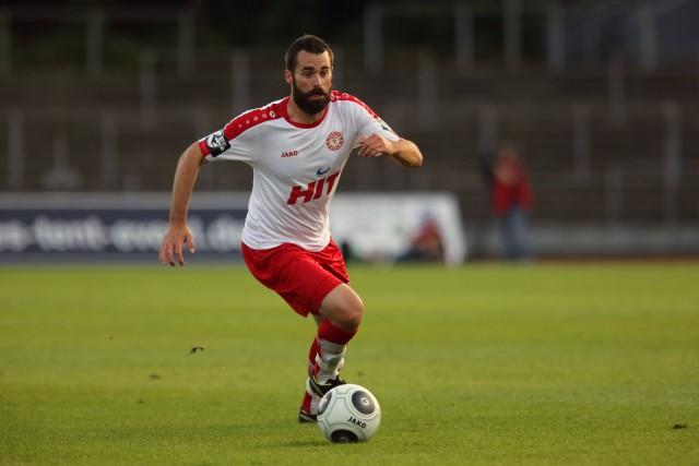 ortuna Köln gegen 1. FC Magdeburg Kristoffer Andersen ( Fortuna Köln ) Foto: imago/Manngold
